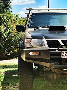 1999 GU Nissan Patrol Wagon 6cyl turbo diesel heaps of work done Cornubia Logan Area Preview
