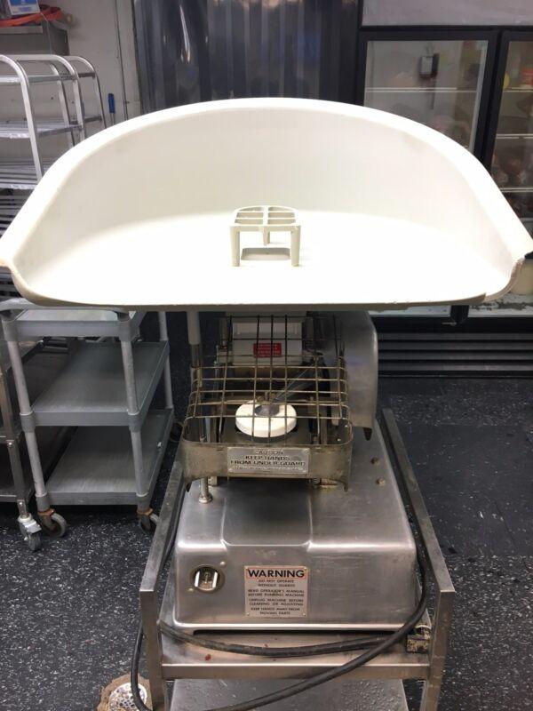 Hollymatic patty machine