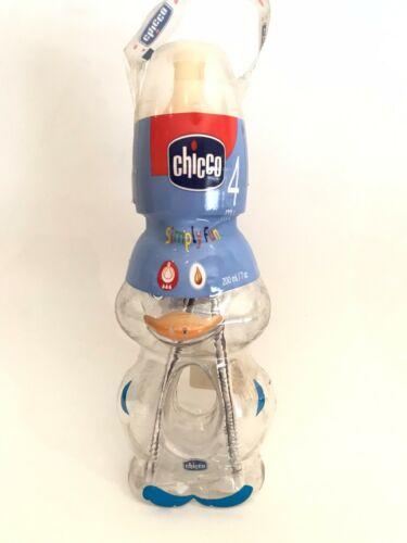 Vintage chicco babyflasche, plastic baby bottle duck shape, travelling bottle