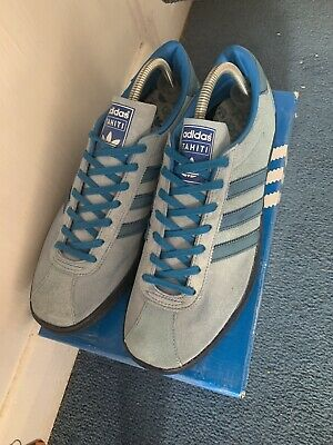Adidas Originals Tahiti Size UK9.5 DEADSTOCK
