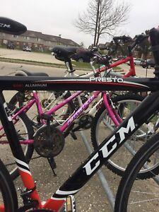 CCM Presto  Aluminium Road Bike - moving sale
