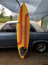 "7'6"" x 21 1/2"" x 2 7/8""  Big Boy Performance Surfboard . Taree Greater Taree Area Preview"