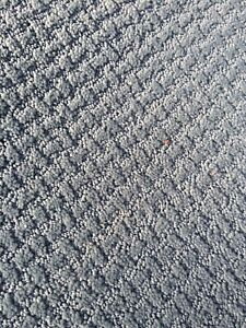 "Brand new never used blue RUG 6""x9"
