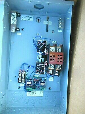 Cutler Hammer Egs200 200 Amp 240v 1p3w Automatic Transfer Switch-new- Ats359