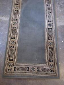 C43048 Lovely 8.4m Green Hall Runner Rug Mount Barker Mount Barker Area Preview