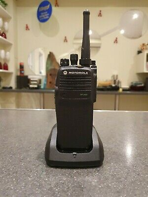 Motorola DP3400 UHF DMR Digital Radio Walkie Talkie