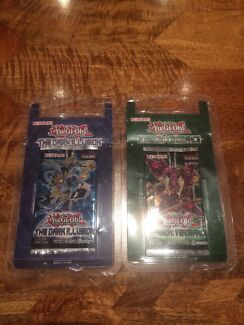 Yu-gi-oh cards as new