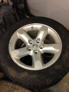 """20"""" Ram tires and wheels"""