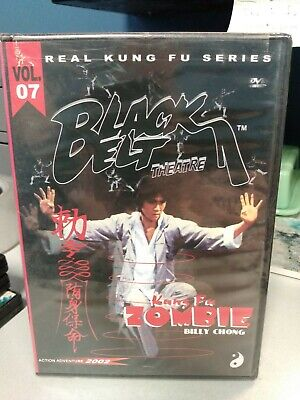 Kung Fu Zombie Black Belt Theatre dvd Vol 7 Billy Chong