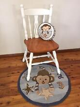 Nursery Chair, Rug and Cushion Sylvania Sutherland Area Preview