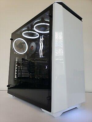 FROST GAMING PC Intel i7 10700 GTX 1650 SUPER 16GB Desktop 1F LIFETIME WARRANTY