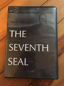 Criterion Collection The Seventh Seal DVD