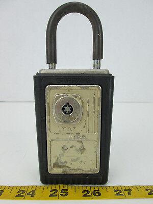 Vintage Supra-c Lock Box No Key Realator Title 6139 Supra Products Skubgs