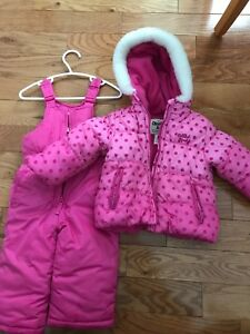 OshKosh Snow Suit - 12 months