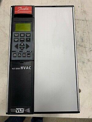 Danfoss Vlt6011gt Variable Speed Drive 10hp 7.5kw 380-460v