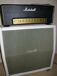 Marshall Vintage Series 1987x Head & 1960AX 4X12 Speaker Cabinet Elizabeth Town Meander Valley Preview