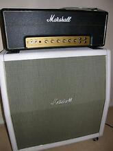Marshall Vintage Series 1987x Head & 1960AX 4X12 Speaker Cabinet Elizabeth Town Meander Valley Preview