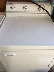 SOLD PPU Frigidaire front load washer & maytag electric dryer