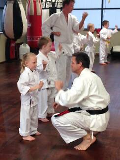 Karate Classes for all ages. 4yo-100yo and above. FIRST WEEK FREE