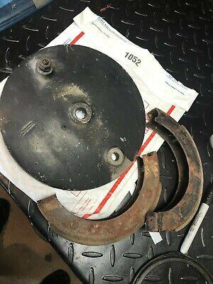 Harley Sportster K-Model Rear Brake Drum Plate 41661-54