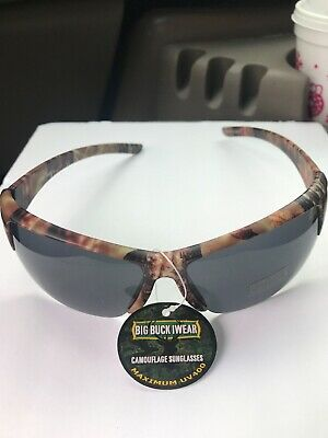 Big Buck IWear Camouflage Sunglasses (Iwear Sunglasses)