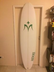 "Midori Promo Surfboard 7""6 mini mal The Gap Brisbane North West Preview"