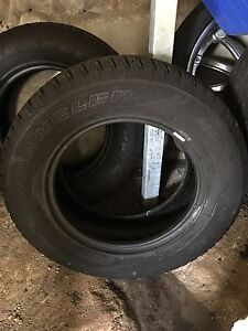255/65/r17 Goodyear wrangler HT North Narrabeen Pittwater Area Preview