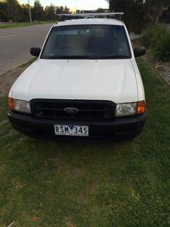 2002 Ford Courier Ute - Work Ute - Like Mazda Bravo Dual Cab ute Tuerong Mornington Peninsula Preview