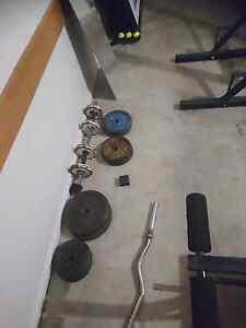 Gym equipment Bracken Ridge Brisbane North East Preview