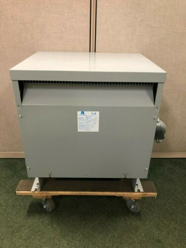 Acme Electric T2A527131 Style G Autotransformer, 150 kVA, 3 Phase