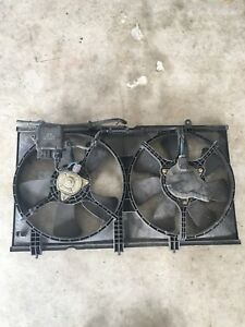 Rad fans for 2006 Camry