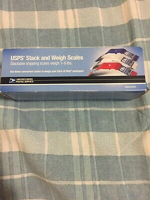 Usps Stack And Weight Scales