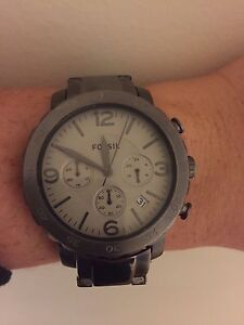 WOMENS FOSSIL WATCH