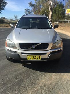 Volvo xc90 t6 2.9 automatic 2004