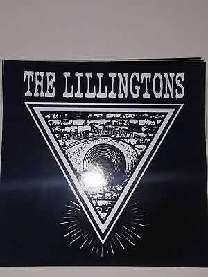 lillingtons sticker