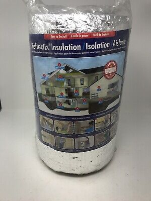 Reflectix Insulation Foil Bubble Roll St16025 16 X 25 R3-r18 Brand New