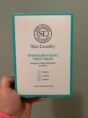 Skin Laundry Hydrating Facial Sheet Mask *BOX OF 5 sheets  ()