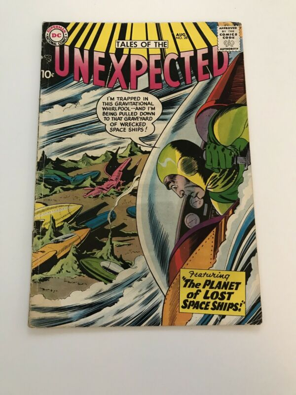 Tales Of The Unexpected #28 -