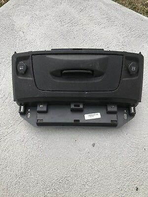 13 14 15 16 DODGE RAM TRUCK 1500 2500 3500 LOWER DASH STORAGE BOX BLACK