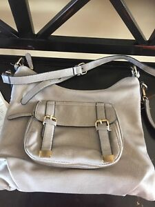 Grey Purse Maurice's Brand $15