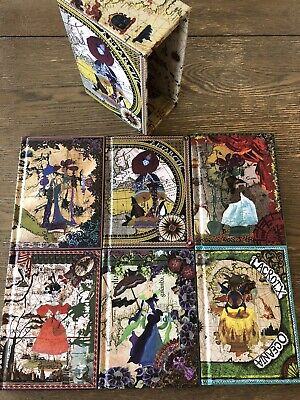 CHRISTIAN LACROIX PAPIER A4 HARDBOUND BOXED NOTEBOOK SET Continents