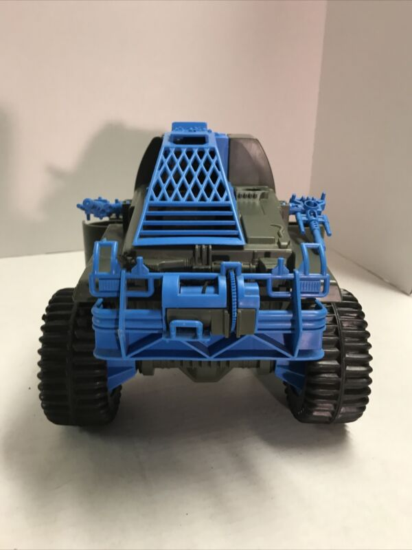 Vintage GI Joe Motorized Battle Wagon Vehicle Incomplete