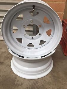 15 x 7 Sunraysia Rim Malaga Swan Area Preview