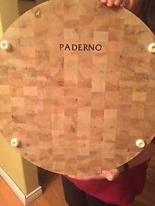 Solid wood Paderno Chopping Block