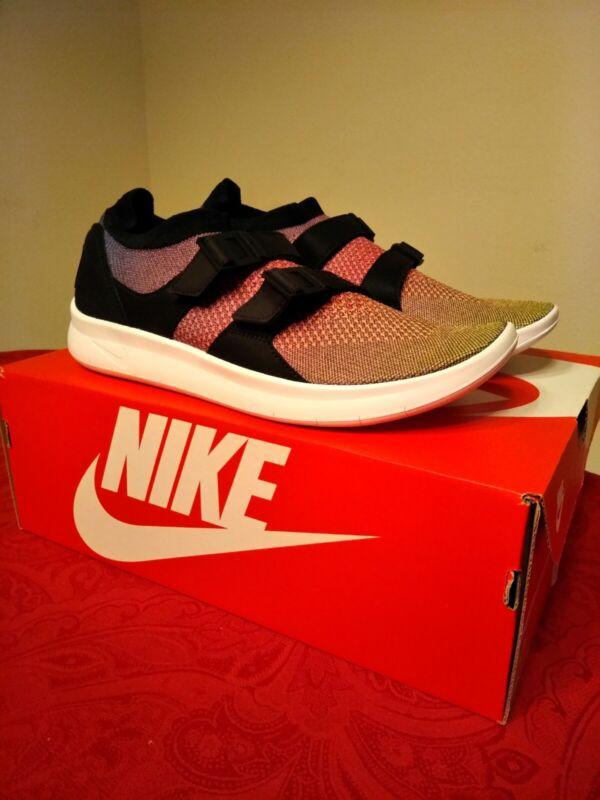 sports shoes 669b0 a1551 Nike Air Sockracer Flyknit PRM Men s Size 9 us yellow strike 898021-700