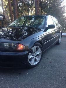 1999 BMW323i two sets of tires