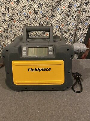 Fieldpiece Mr45 Digital Refrigerant Recovery Machine