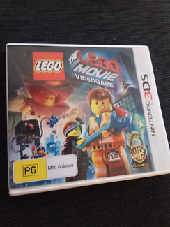 Nintendo 3DS The Lego Movie Videogame