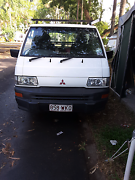 Year: 2000 Mitsubishi Express Van Tinana Fraser Coast Preview