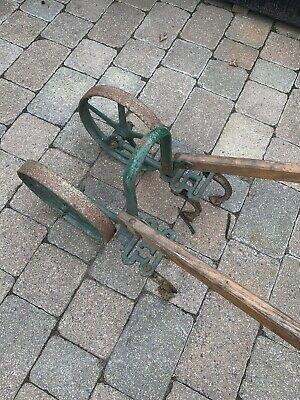 Vintage Planet Junior Hand Plough